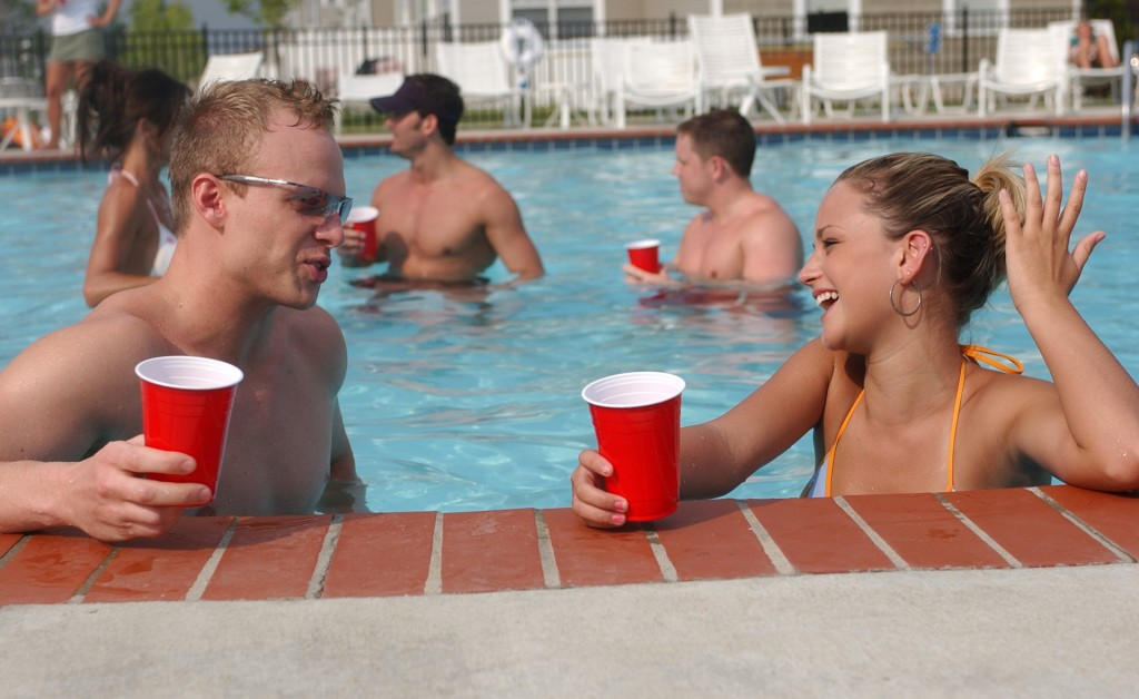 Adult Pool Party 2014 – Villages of Leacroft